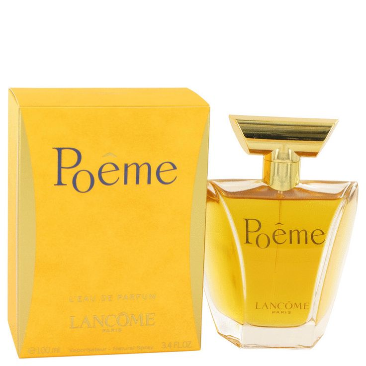 POEME by Lancome, Eau De Parfum Spray 3.4 oz