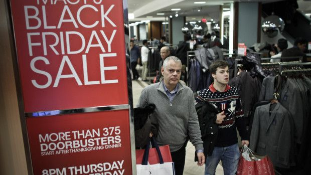 Black Friday 2014: #Macys stores will open at 6pm on #Thanksgiving Day #blackfriday