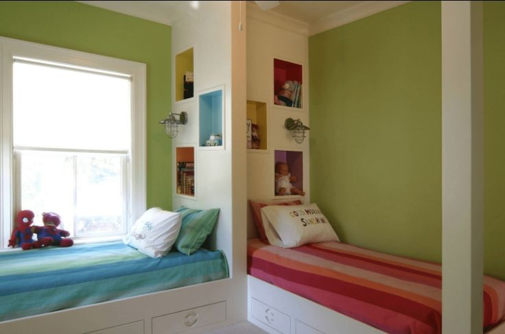 10 Creative Small Sibling Room Ideas | Small Room Ideas