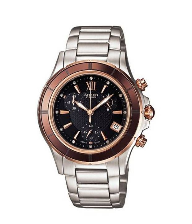 2. Sheen by Casio £225, hsamuel.co.uk Casio may be known for its digital - The Independent