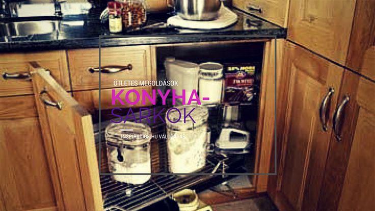 Gyakran felmerülő probléma, amikor konyhát tervezünk, hogy a sarkokat igazán jól…