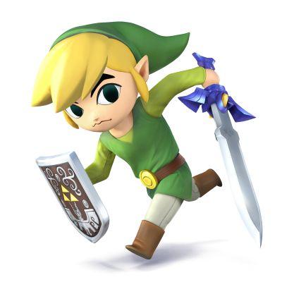 Toon Link is returning for Smash U/3D - Super Smash Bros. - Giant Bomb