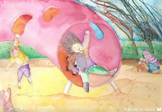 Silvina Troicovich | Ilustradores Argentinos