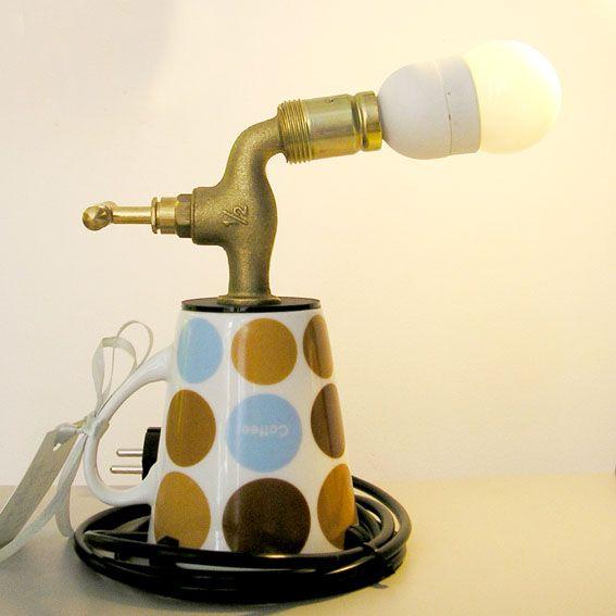 YaU Concept 2012 _Office lamp ROBINET I + yau shop + yau concept store