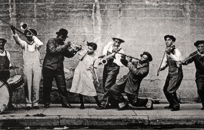 King Oliver's jazz band, 1920