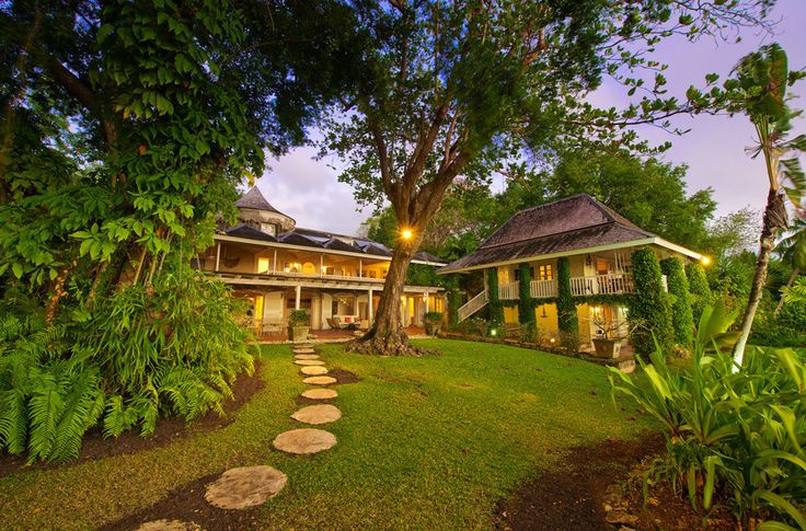 Mullins Mill St Peter Sleeps up to 12. An idyllic setting for a wedding, this luxury villa in Barbados is a delicious mix of old world charm and modern facilities, hill-top gardens and a beach house, sporting holiday and romantic retreat.
