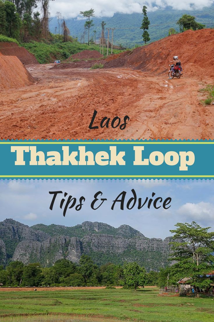 A must do in Laos if you like motorbiking is the Thakhek Loop. Located out of Thakhek in central Laos. You can make your trip a 3 day motorbike loop or more if you wish. There is plenty to see. Here are our tips and advice to help you out. #motorbiking #southeastasia #adventuretravel