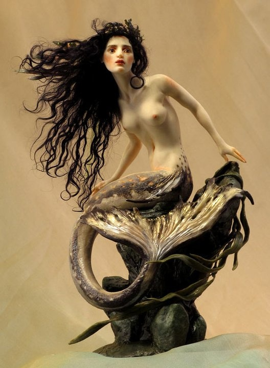 Mermaid by Forest Rogers