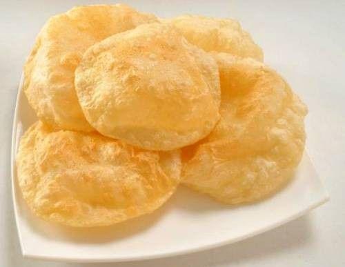 Индийские воздушные «Пури» - рецепт с фото