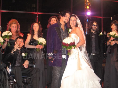 bam margera with missy cute couples