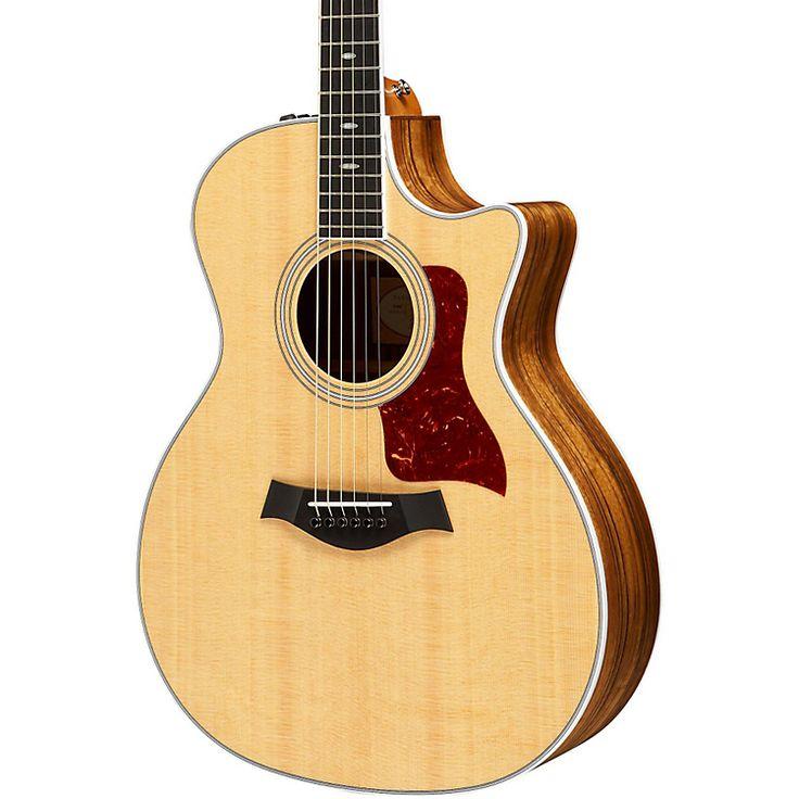 Taylor 414ce Ovangkol/Spruce Grand Auditorium Acoustic ...