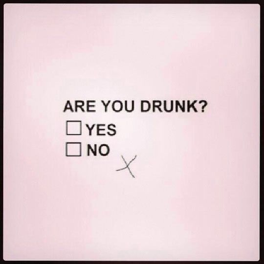 Are you drunk? ;)