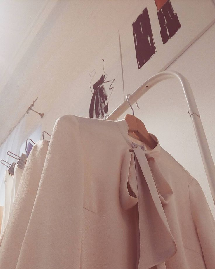 #Fabulous #silk #blouses at #MaisonRaquette today #showroom #pastel #pinkpastel