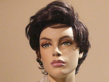 Doll, Display Dummy, Face, Portrait