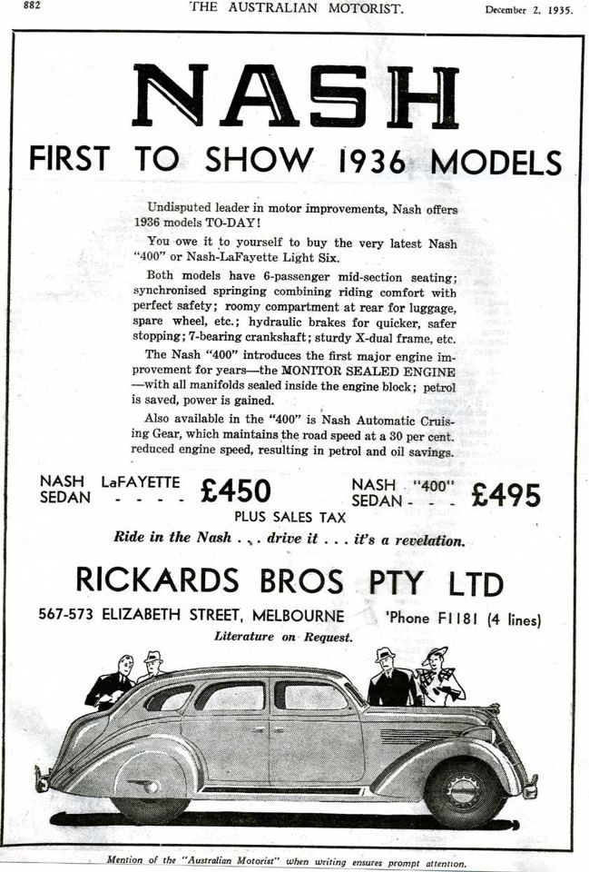 29 best Nash Car Ads images on Pinterest | Vintage cars, Cars and ...