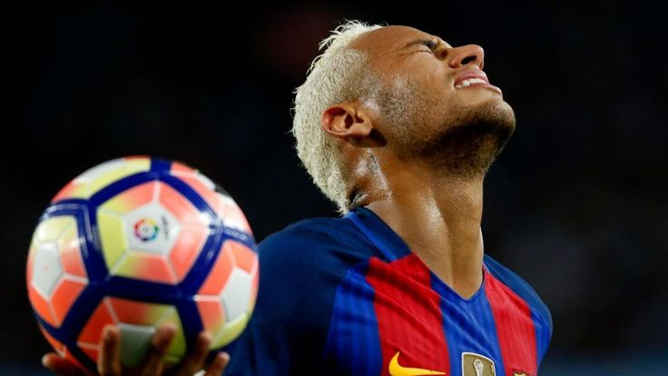 Neymar agreed to join Manchester United from Barcelona last summer before 196m deal