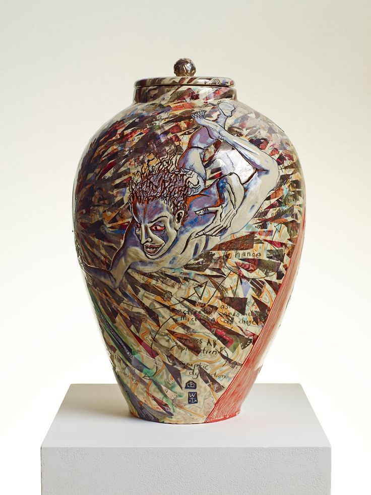 National Portrait Gallery exhibition sees Grayson tackle identity crises in series of very modern portraits... http://www.we-heart.com/2014/10/29/grayson-perry-who-are-you-national-portrait-gallery-london/