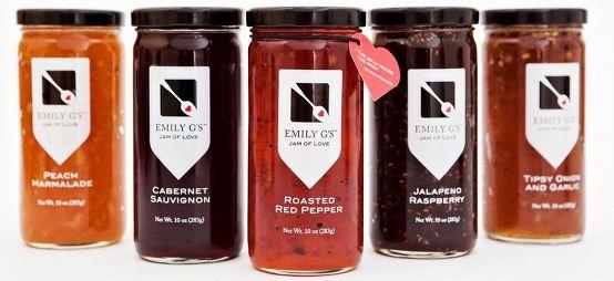 Jam Of Love - Peach Marmalade