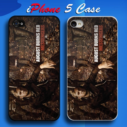 August Burns Red Messenger Custom iPhone 5 Case Cover