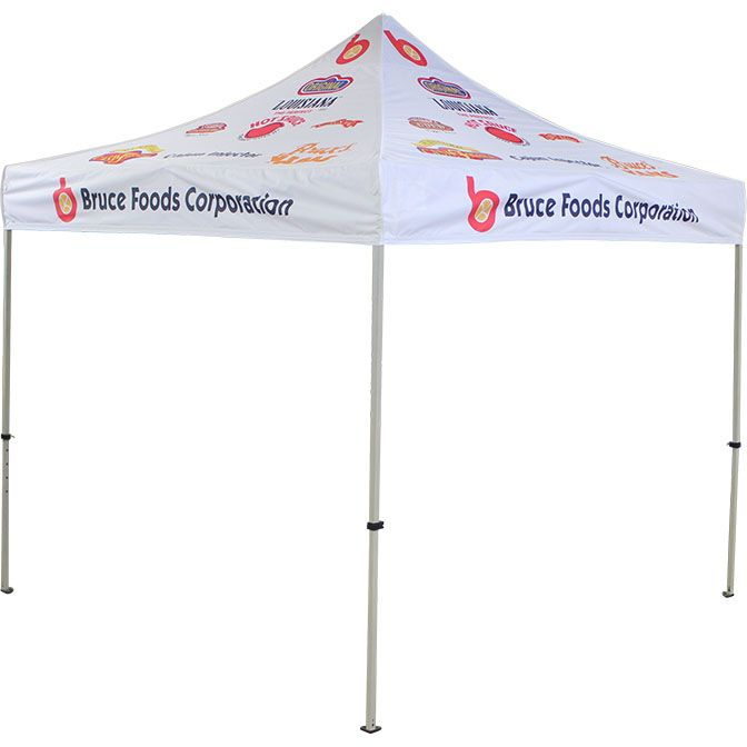 Bruce Foods Corporation 10x10 Marketing Tent  sc 1 st  Pinterest & 39 best Fast Shade Pop Up Canopy Tent images on Pinterest | Canopy ...