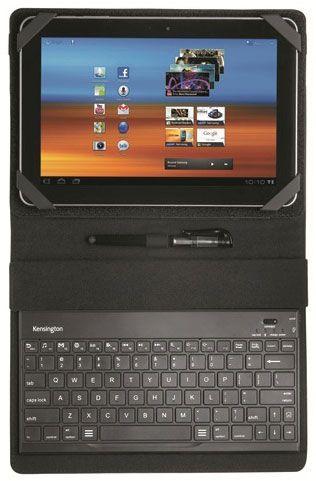 """Kensington Etui KeyFolio Pro2 avec Clavier Bluetooth pour tablettes 10"""""""