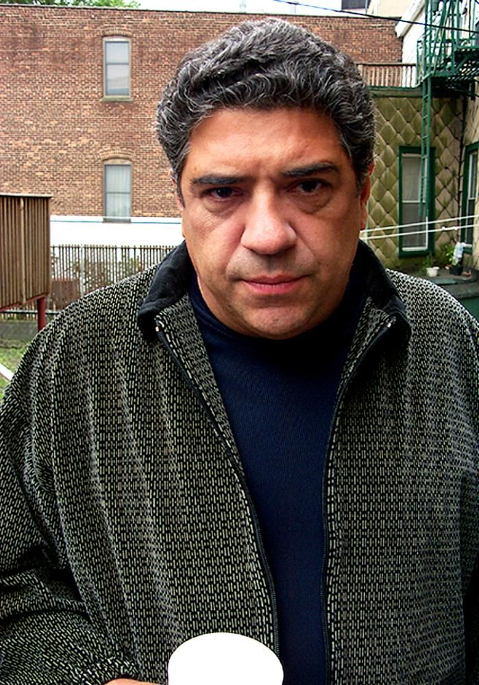 "Vincent Pastore (born July 14, 1946) as Salvatore ""Big Pussy"" Bonpensiero on the HBO series ""The Sopranos"""