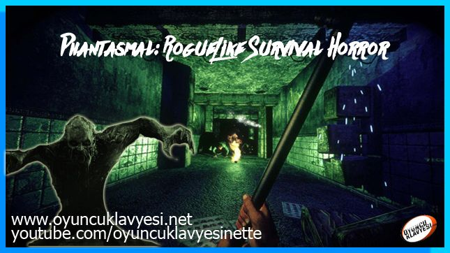 Phantasmal: Roguelike Survival Horror