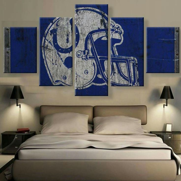 5 Panel Dallas Cowboys Canvas Prints Painting Wall Art Nfl: 65 Best For The Home Images On Pinterest