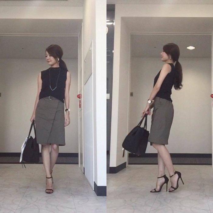 """秋冬アイテムとして昨年も人気を集めた""""ラップスカート""""。くるんと巻いているようなデザインが特徴のスカートです。2016年も、GUから新たなデザインの""""ラップスカート""""が発売されていて、オシャレに敏感な方はさっそくチェック済み。 """"ラップスカート""""は、ガウチョパンツやスカンツなど、次々とブームを生み出"""