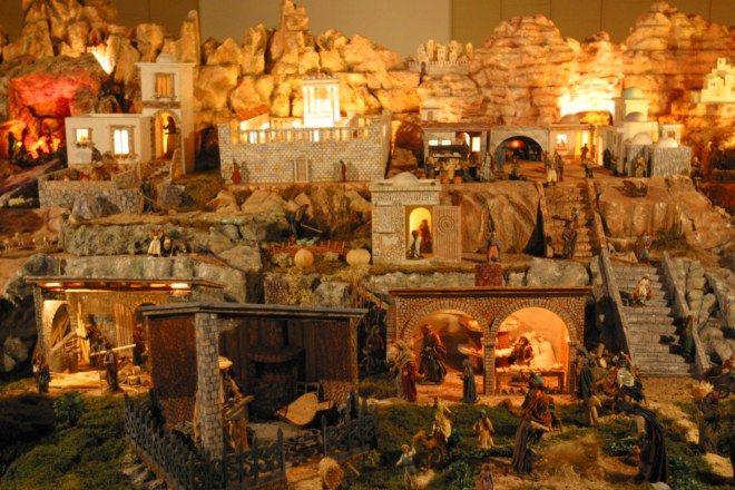 Ya está en marcha uno de los concurso de Belenes más tradicionales de la región | Guadalajara | El Digital Castilla La Mancha