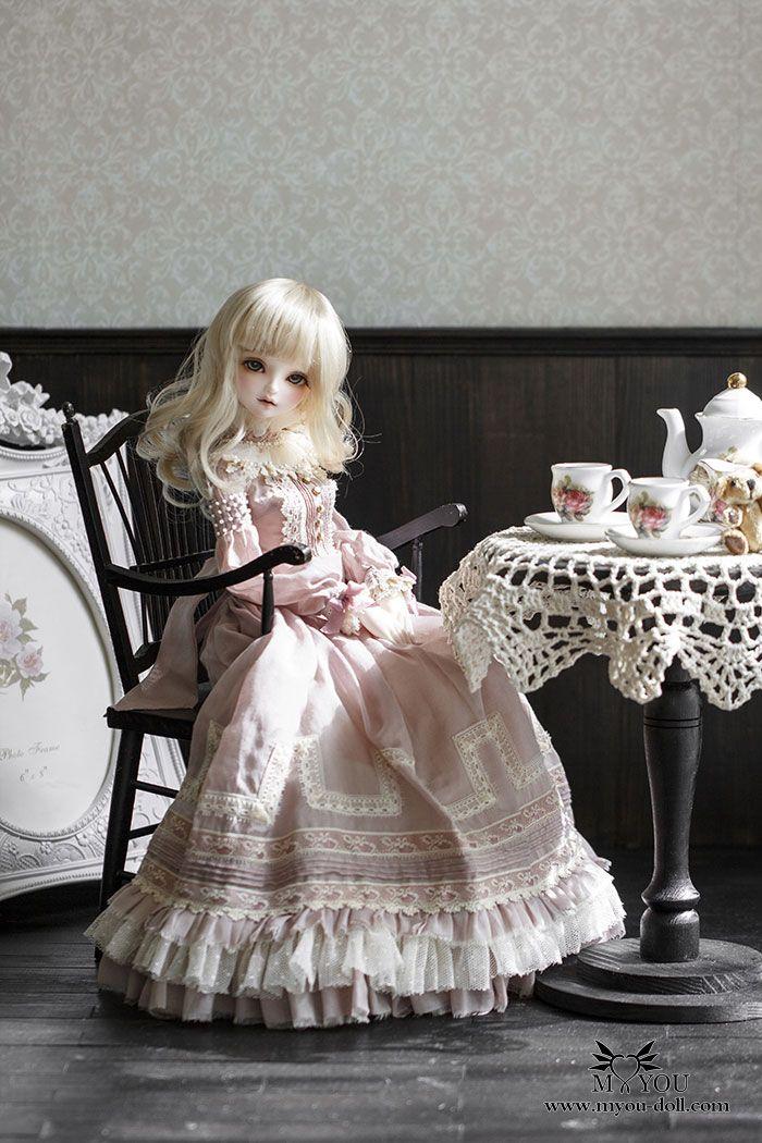 Myou Doll Doll Delia fullset | 総合ドール専門通販サイト - DOLKSTATION(ドルクステーション)