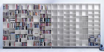 Bibliotheek lundia inrichting part 2 huis pinterest - Woonkamer design bibliotheek ...