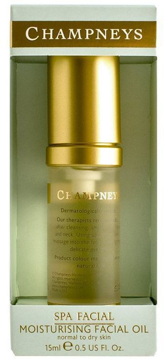 Pin for Later: You Don't Need to Look Far For The Best Beauty Buys Champneys Spa Facial Moisturising Facial Oil Champneys Spa Facial Moisturising Facial Oill (£14)