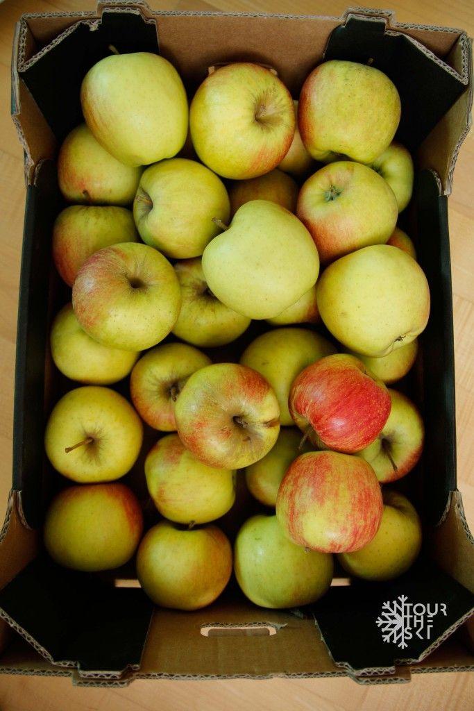 jablka na strudel