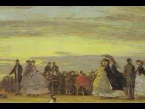 Claude Monet Documentary ~This is a biography of the famous Impressionist painter, Claude Monet, which I made using FinalCut Pro.