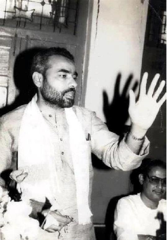 Young NaMo - Ramesh BJP