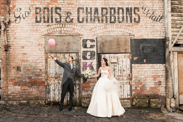 Weddings & Functions · Abbotsford Convent