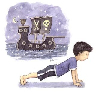Yoga for Kids + FREE Printables