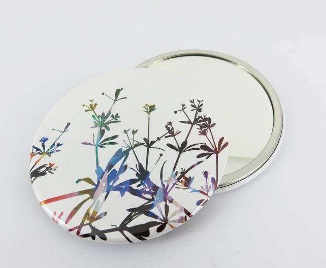 Flower Handbag Mirror £3.50