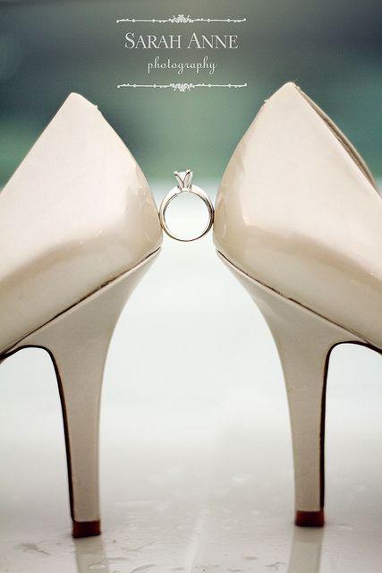 Schoenen en ring