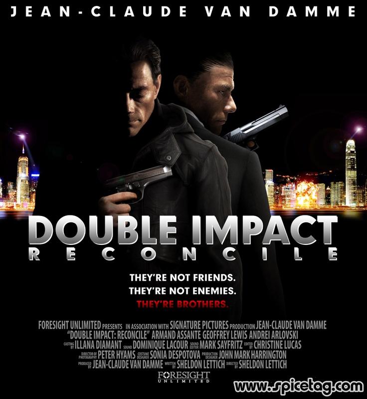 Jean-Claude Van Damme in Double Impact 2.