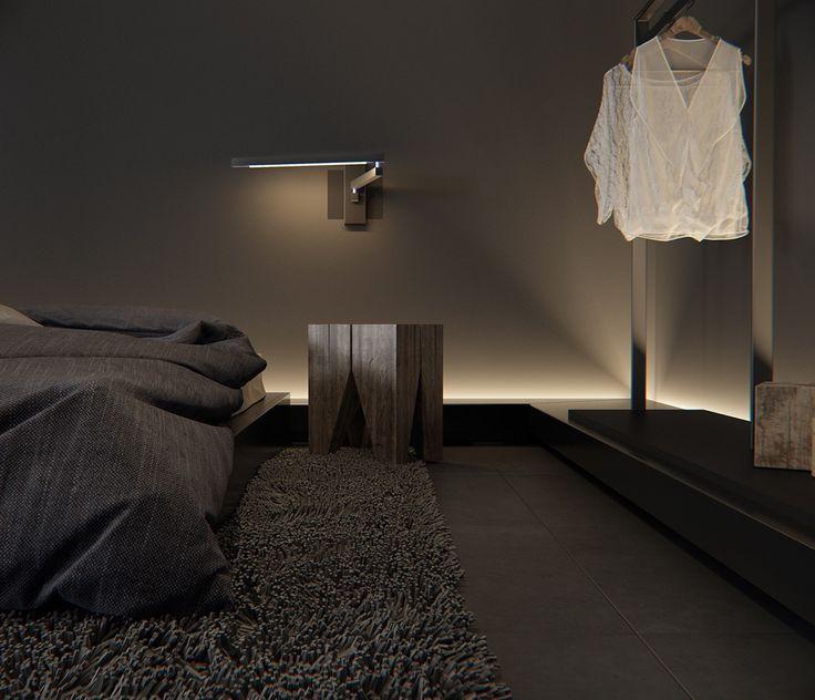 Luxury styles 6 dark and daring interiors bedroom designs pinterest luxury dark and interiors
