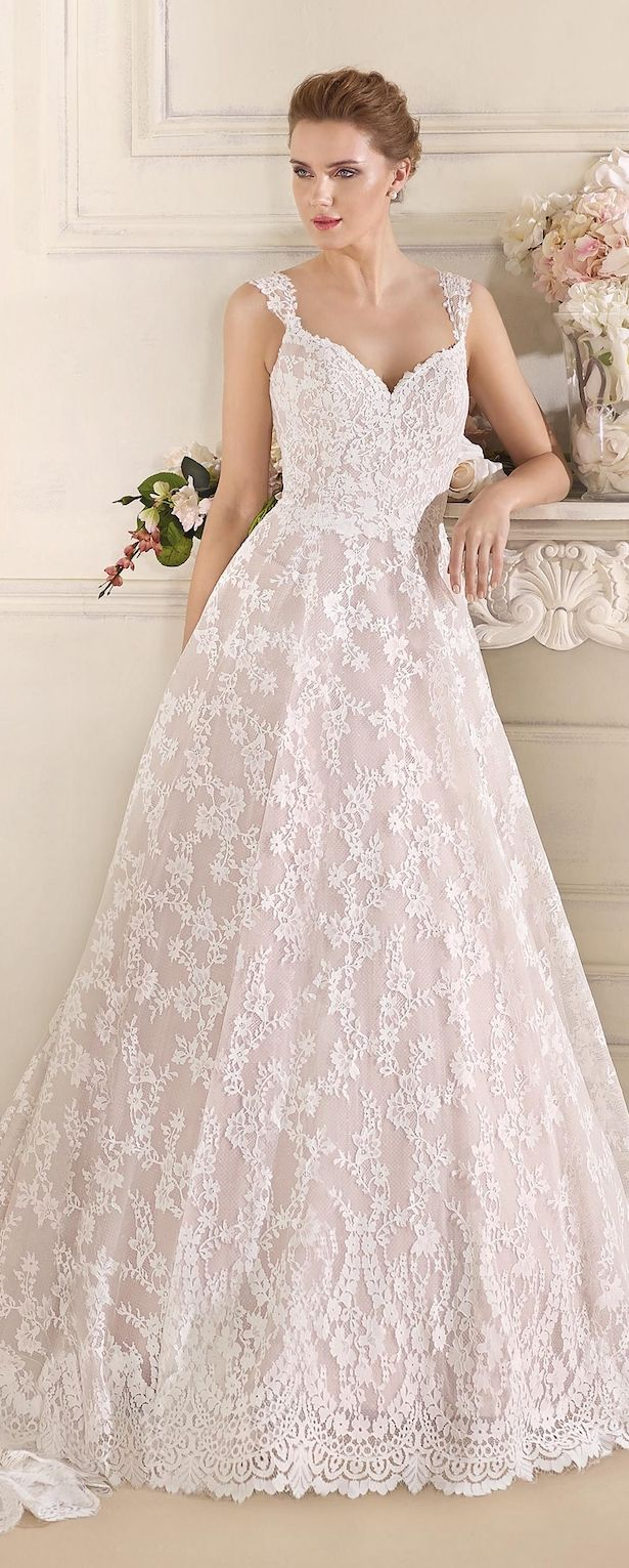 Rustic lace wedding dress   best abito sposa images on Pinterest  Gown wedding Wedding