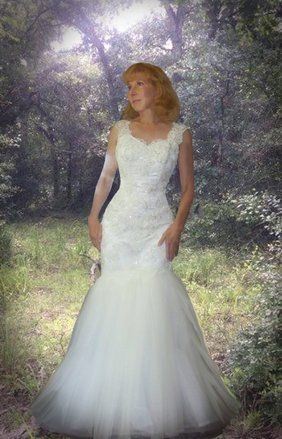 Demetrios White Lace Organza B34505 Sexy Wedding Dress Size 8 (M). Demetrios White Lace Organza B34505 Sexy Wedding Dress Size 8 (M) on Tradesy Weddings (formerly Recycled Bride), the world's largest wedding marketplace. Price $322.5...Could You Get it For Less? Click Now to Find Out!