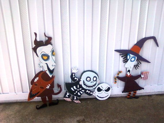 Top 25 ideas about nightmare before christmas on Pinterest ...