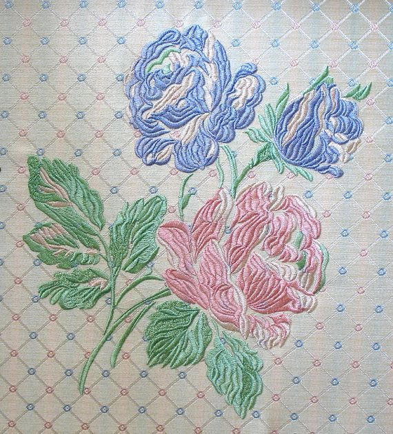 Roses Flowers Two designs Machine Embroidery от EMBROLANDnet