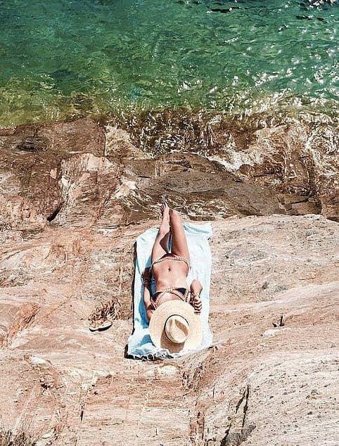 Pin for Later: Diesen Bikini werdet ihr diesen Sommer überall auf Instagram sehen