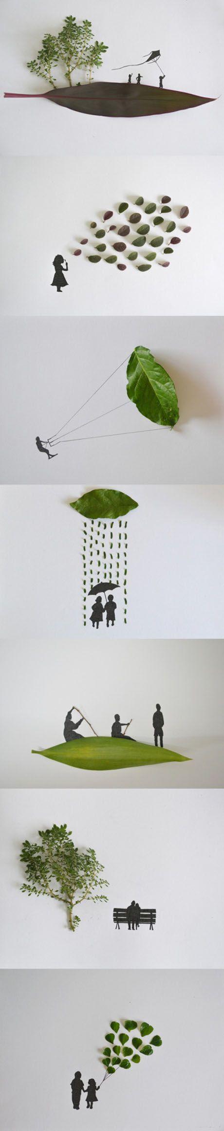 quadri con le foglie - 7e6248abjw1ebzga41ks4j20go2bv45z