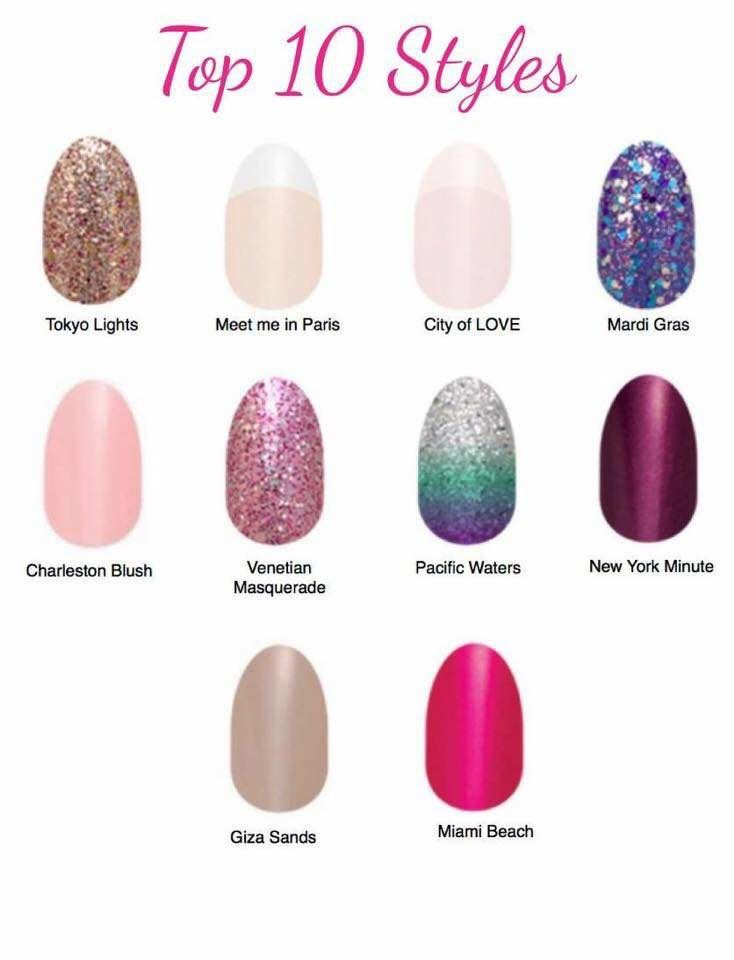 29 best Nails images on Pinterest | Color street nails, Group and ...