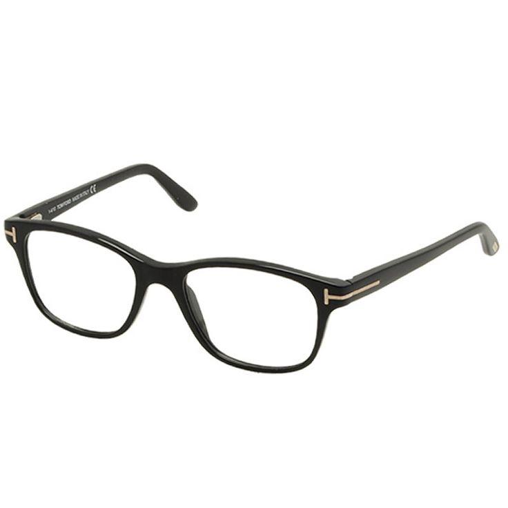 Occhiale da vista eyeglasses Tom Ford FT 5196 001 nero
